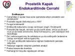 prostetik kapak endokarditinde cerrahi