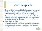 zinc phosphate26