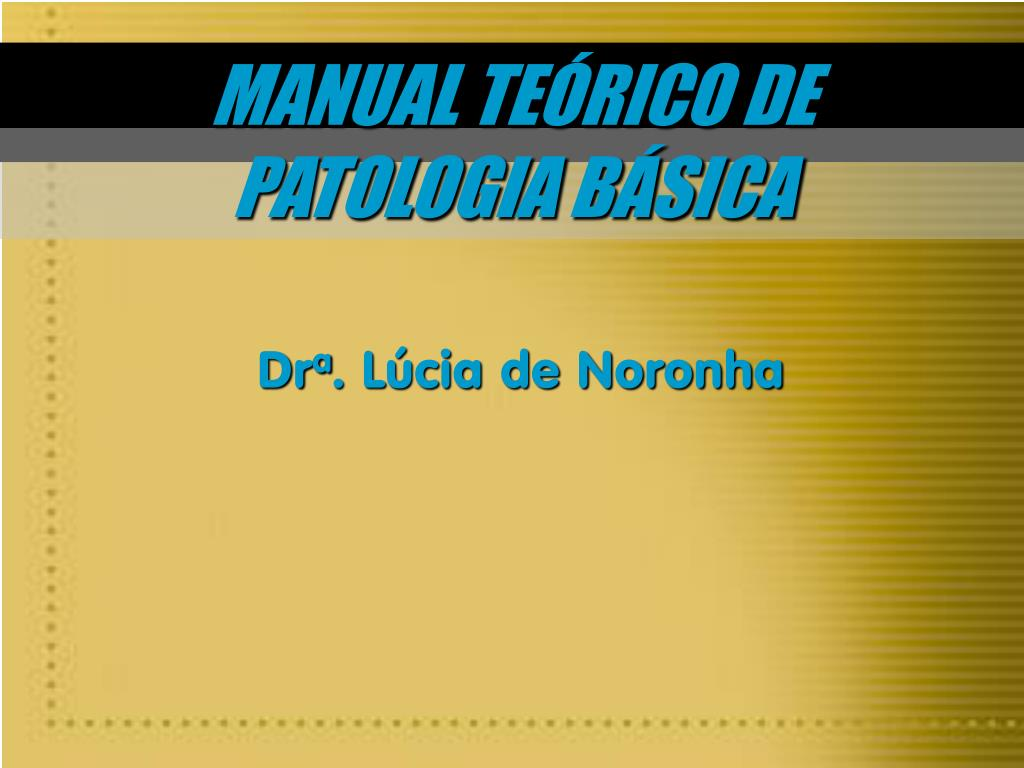 manual te rico de patologia b sica l.