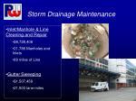 storm drainage maintenance8