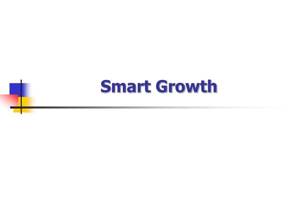 smart growth l.