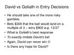 david vs goliath in entry decisions2