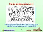 helm pengaman 4 5