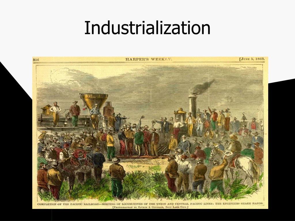 industrialization l.