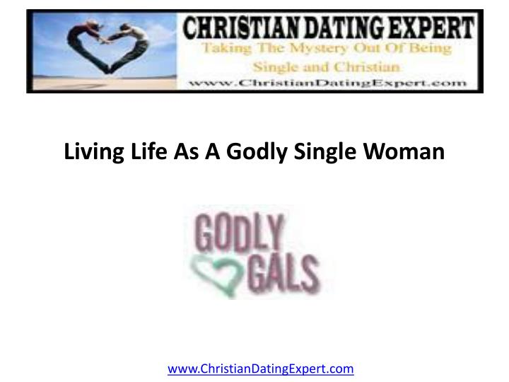 living life as a godly single woman n.