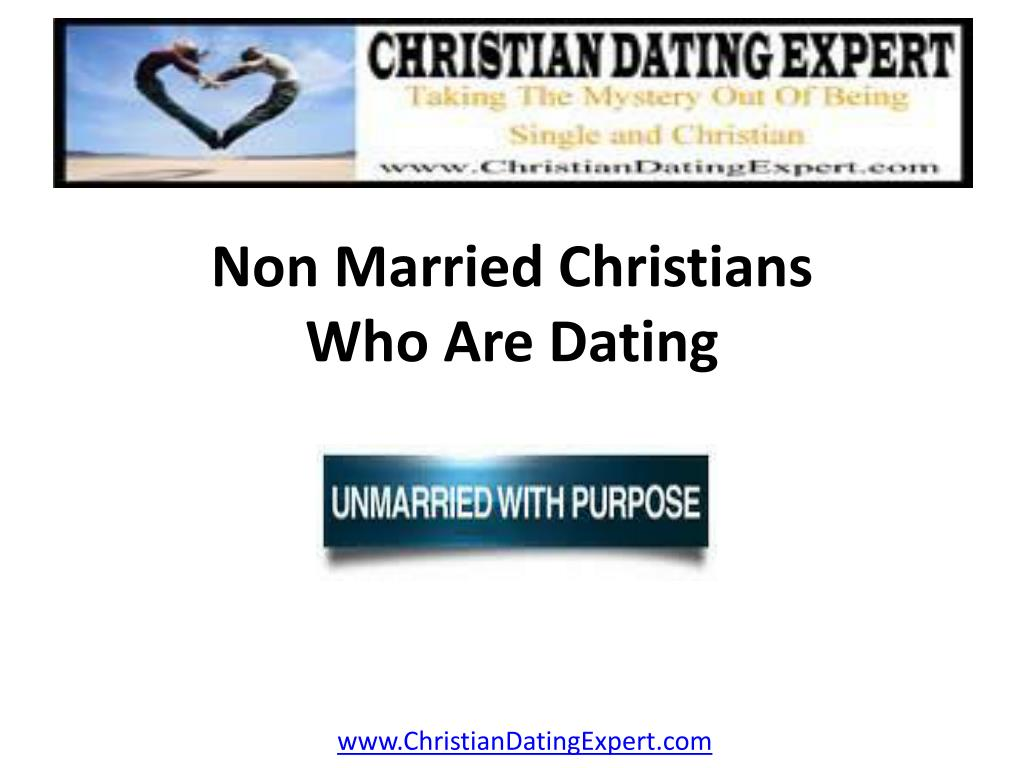 non married christians who are dating l.