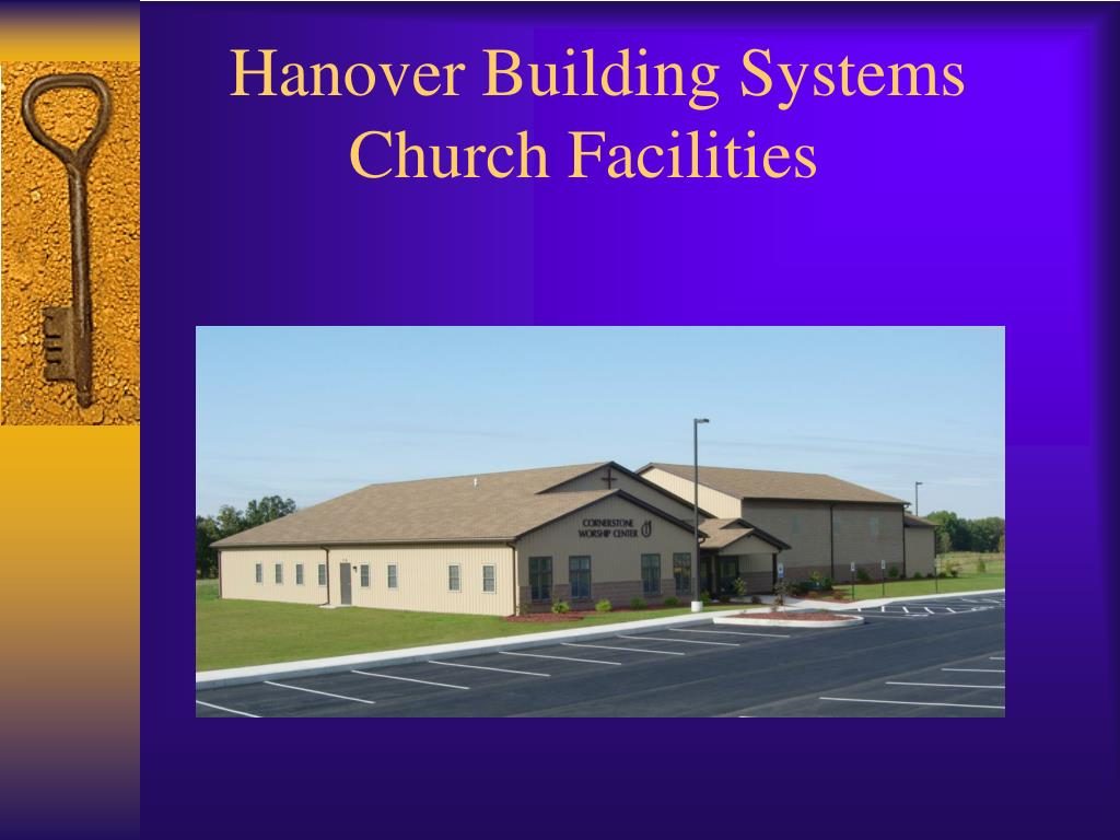 hanover building systems church facilities l.