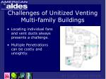 challenges of unitized venting multi family buildings4