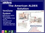 the american aldes solution17