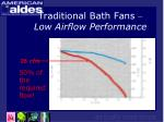 traditional bath fans low airflow performance13