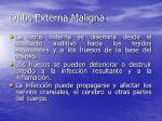 otitis externa maligna24