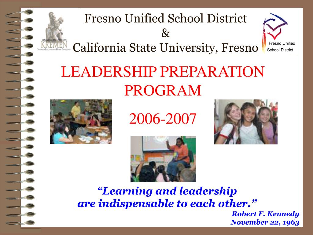 fresno unified school district california state university fresno l.