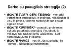 darbo su paaugliais strategija 2