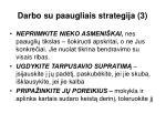 darbo su paaugliais strategija 3