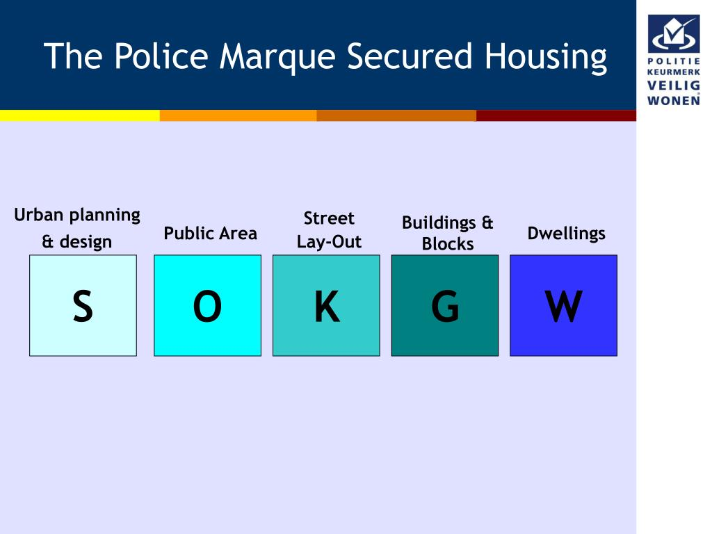 the police marque secured housing l.