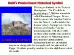 haiti s predominant historical symbol9