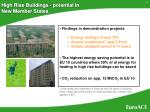 high rise buildings potential in new member states