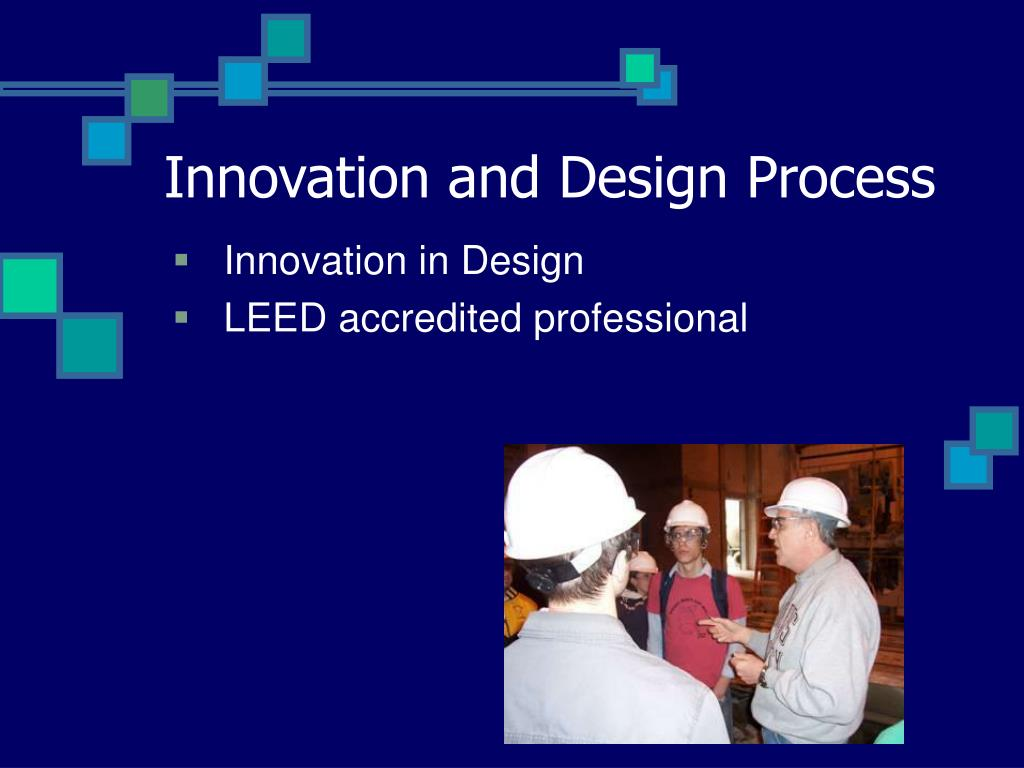 Innovation and Design Process