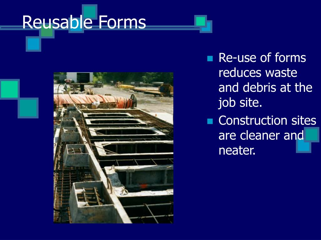 Reusable Forms