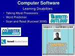 computer software18