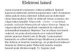 elektroni lained