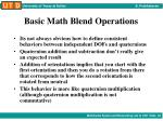 basic math blend operations1