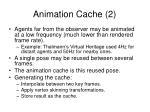 animation cache 2