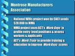 montrose manufacturers association