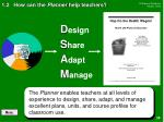 1 2 how can the planner help teachers28
