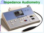 impedance audiometry