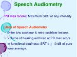speech audiometry22
