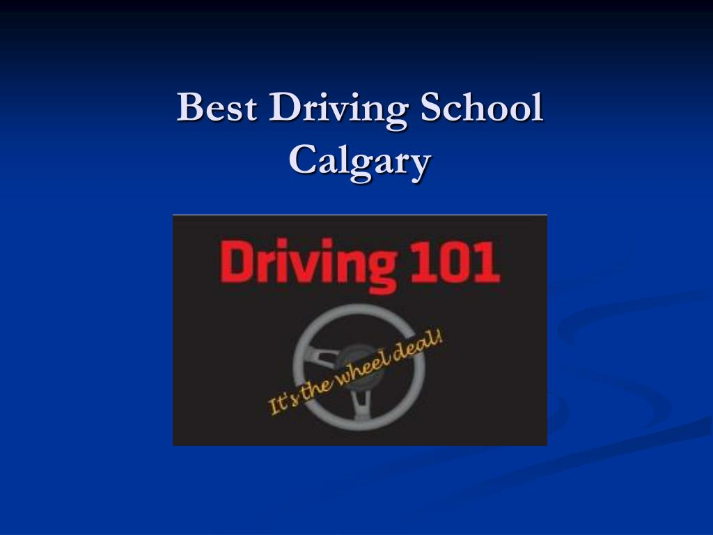 best driving school calgary l.