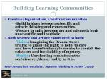 building learning communities45