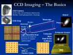 ccd imaging the basics