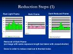 reduction steps 1