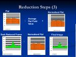 reduction steps 3