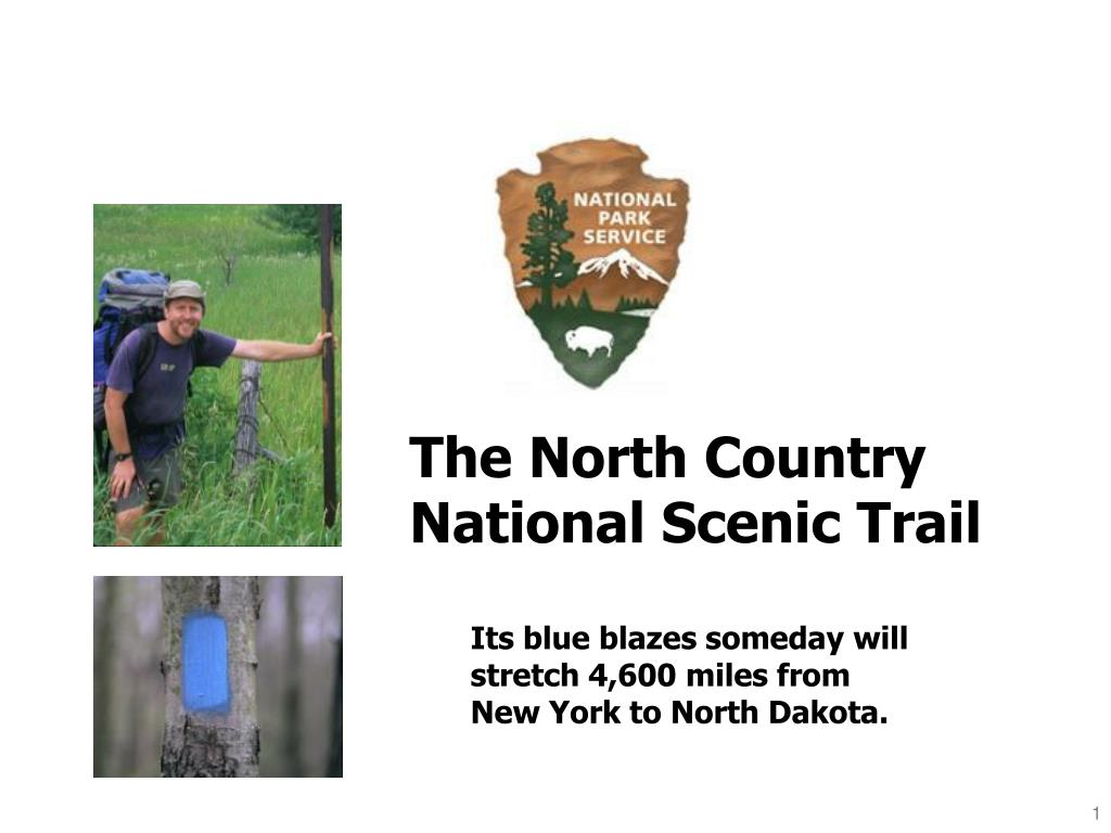 the north country national scenic trail l.