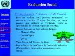 evaluaci n social19