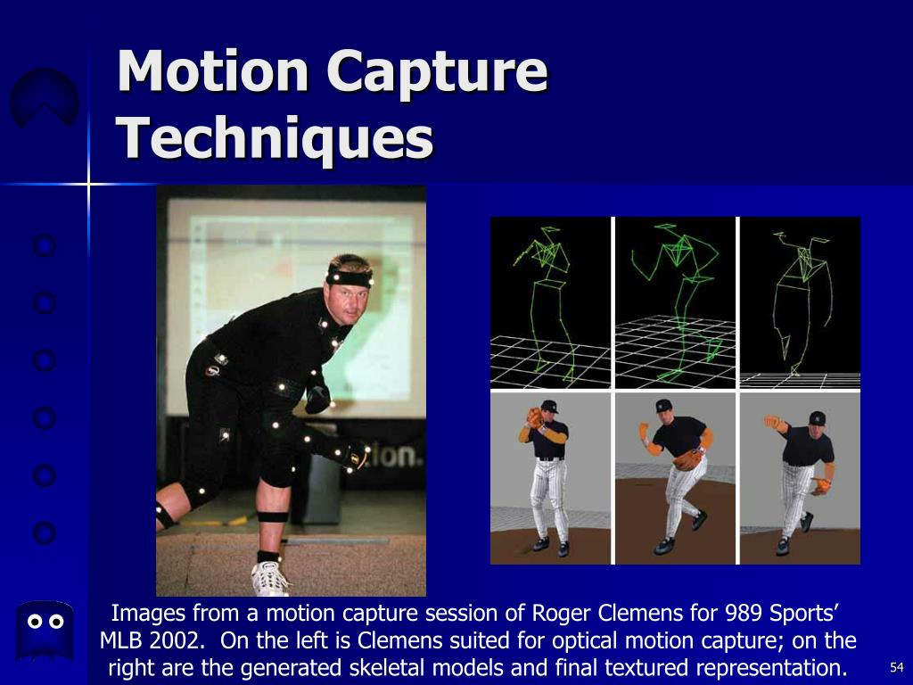 Motion Capture Techniques