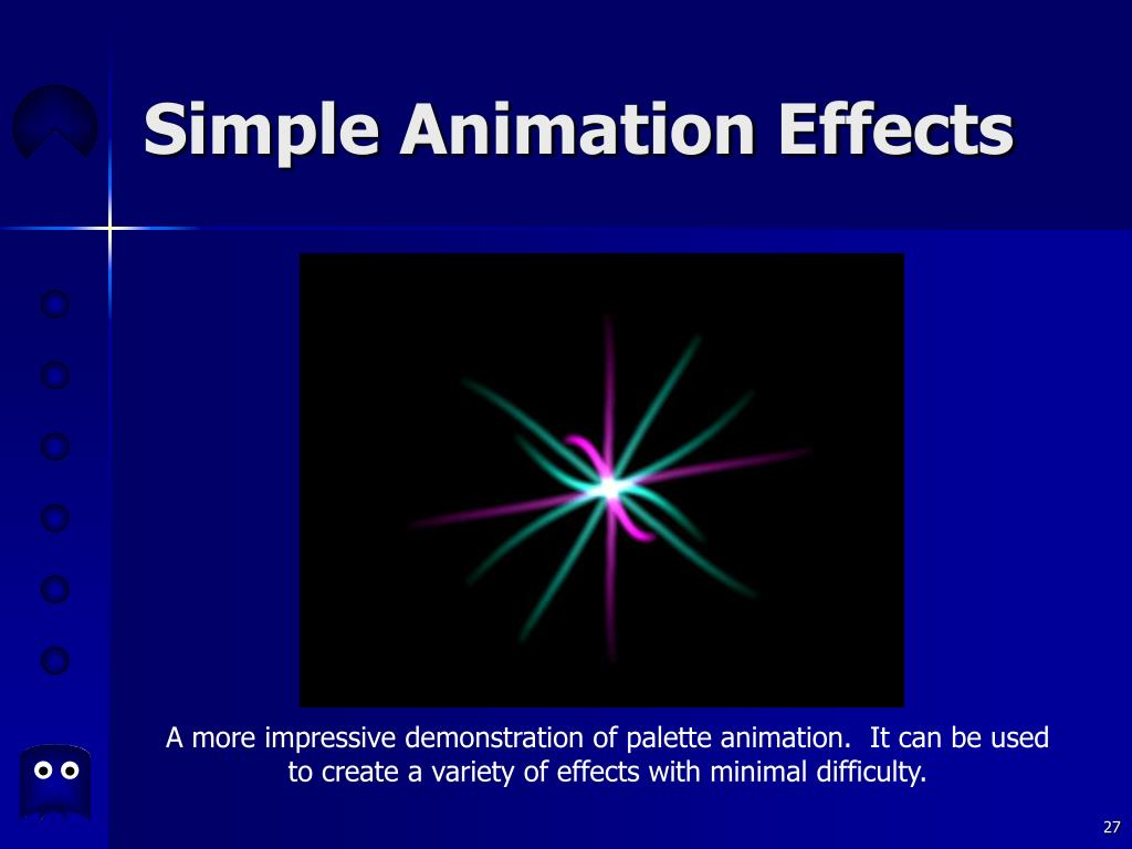 Simple Animation Effects
