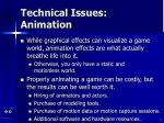 technical issues animation2