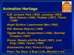 animation heritage40