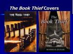 the book thief covers