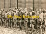 the nazi holocaust
