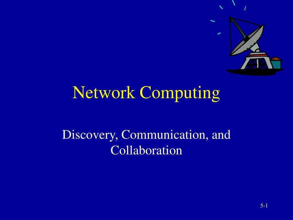 network computing l.