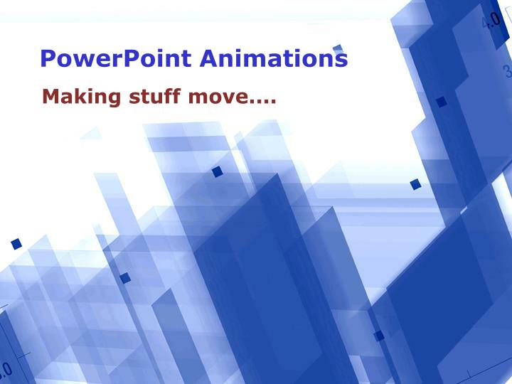 powerpoint animations n.