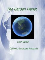 the garden planet