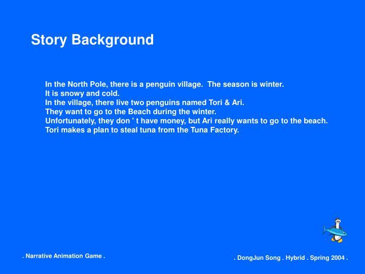 Story background