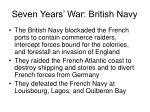 seven years war british navy18