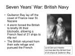 seven years war british navy19